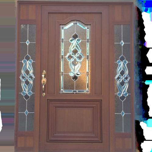Puertas de aluminio cristal templado y aluminio en puebla for Puertas de calle aluminio precios