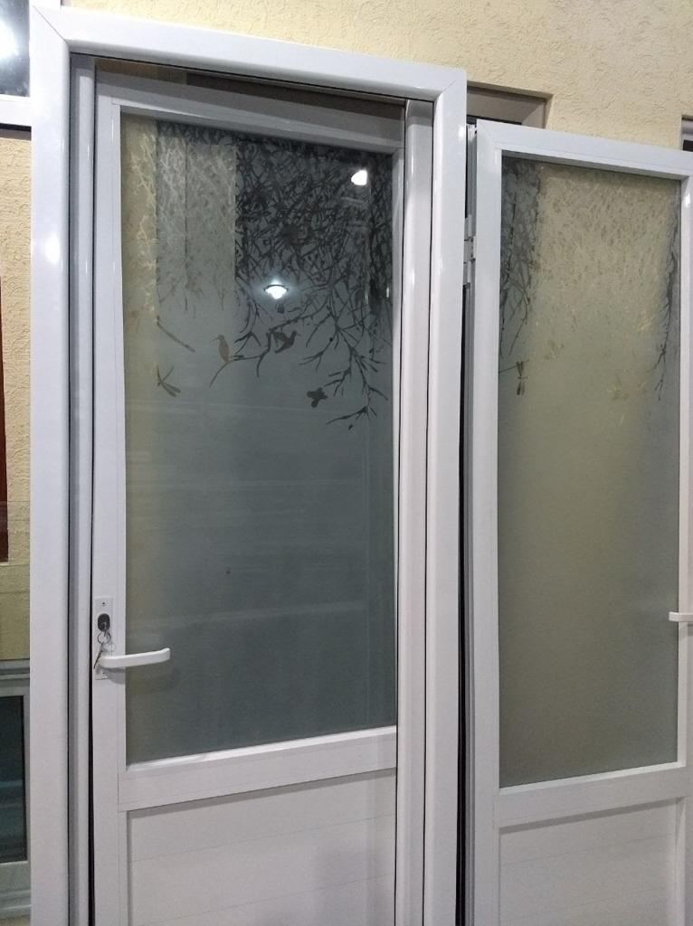 Puertas de aluminio cristal templado y aluminio en puebla - Puerta de aluminio y vidrio ...